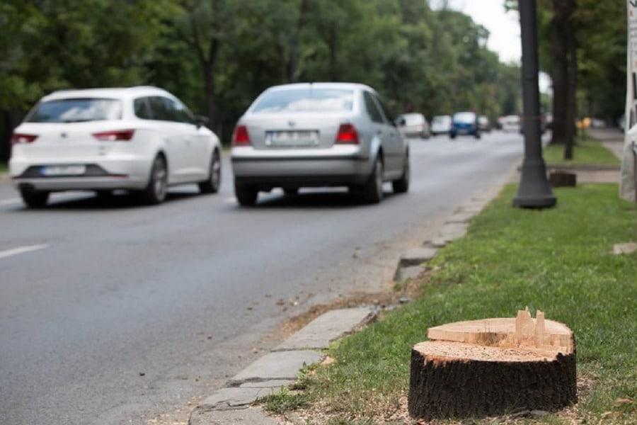 Taxa pentru masinile care nu sunt din Bucuresti