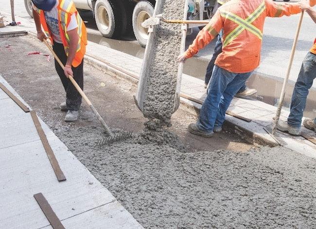 statie beton Bucuresti